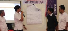 Implementasi Tata Nilai Perusahaan APIC bagi seluruh Karyawan dan Karyawati PT JSN